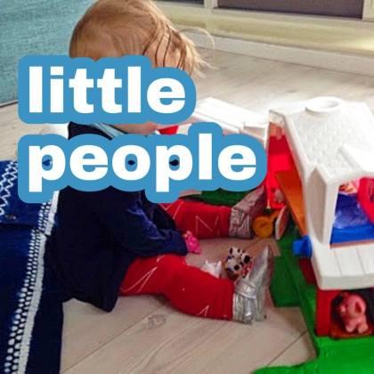 Fisher Price Little People, leuk verjaardagscadeau voor een peuter