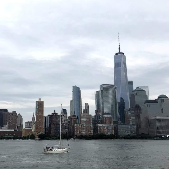 New York City met kids – een stad die tot de verbeelding spreekt! - kinderen in de Big Apple - boottocht