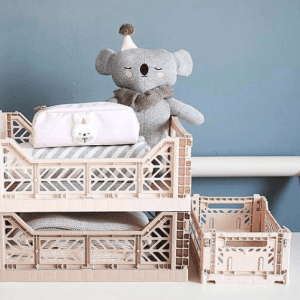 opbergkratje: leuk cadeau voor kinderen