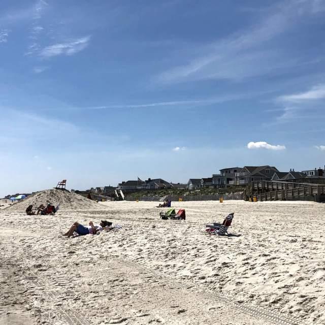 New York City met kids – een stad die tot de verbeelding spreekt! - kinderen in de Big Apple - strand Long Beach Long Island