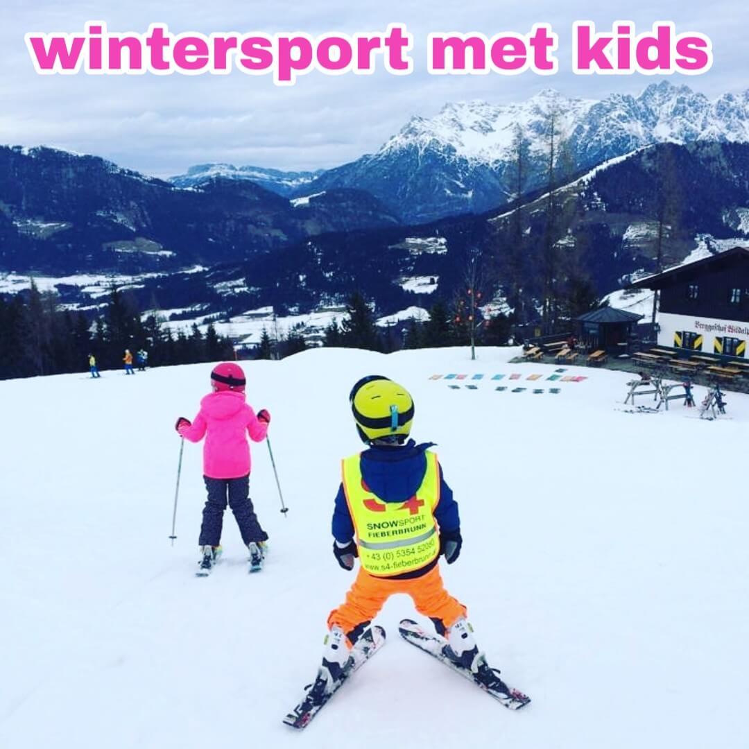 Voorbereidingen wintersport met kids: tips van een ervaren skiër