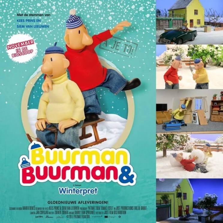 Filmtip: Buurman & Buurman Winterpret