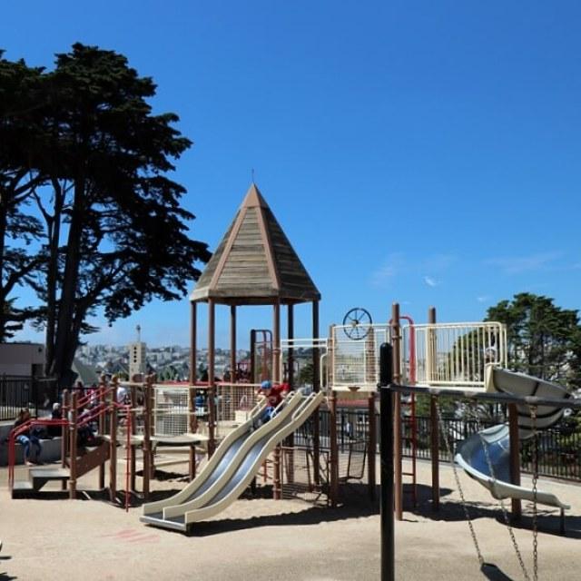San Francisco met kids: kindvriendelijke tips van een local, Alamo Square Park