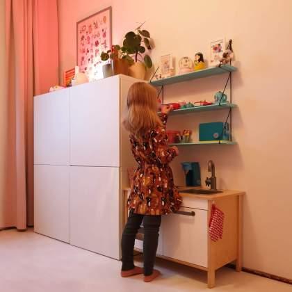 verjaardag cadeau ideeën voor een kleuter - kinderkeukentje en accessoires voor kinderen