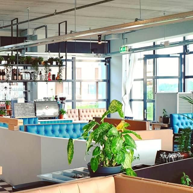 interieur restaurant MOJA