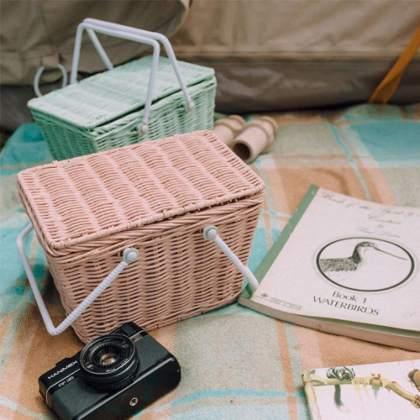 Olli Ella duurzame picknickmand voor kinderen