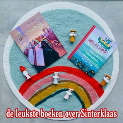 De leukste boeken over Sinterklaas: liedjesboeken, prentenboeken en boeken voor grote kinderen