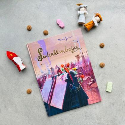 De leukste boeken over Sinterklaas -Sinterklaasliedjes van Mark Janssen
