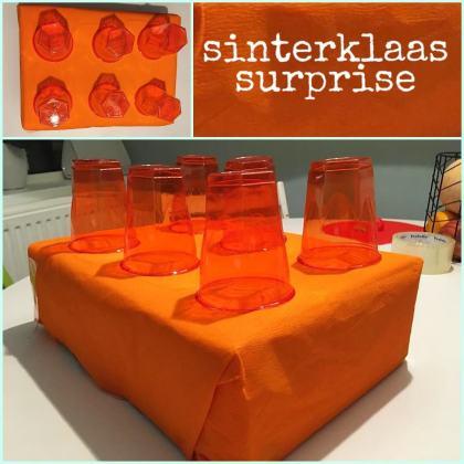 Sinterklaas surprise voor LEGO fans