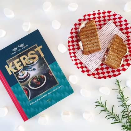 Kerst - Koken in de feestelijkste maand van het jaar - kookboek van The Holy Kauw Company