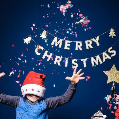 15 tips voor een kerst fotoshoot met kinderen