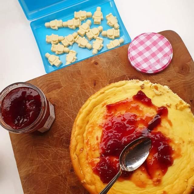 Recept voor verjaardagstaart: makkelijke LEGO taart