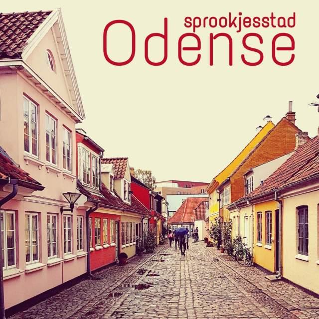 Sprookjesstad Odense met kinderen
