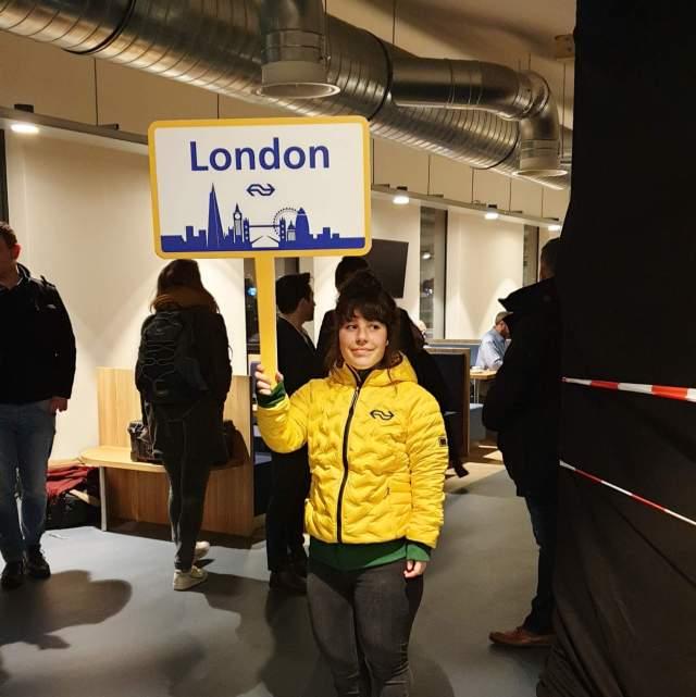 Met de trein naar Londen: zo snel en comfortabel ben je er vanaf nu
