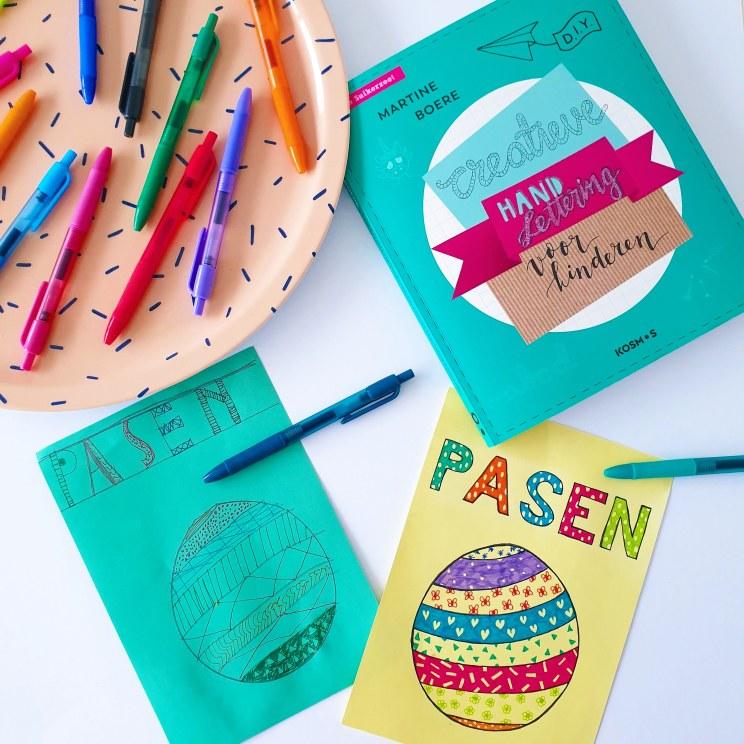 De Leuke Update #29 | nieuwtjes en musthaves voor kids | Handlettering voor Pasen