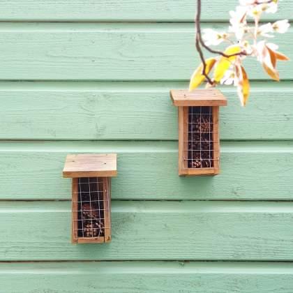 101 ideeën om te knutselen met kinderen - vogelhuisje of insectenhotel zelf knutselen voor in de tuin