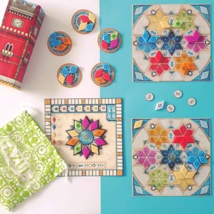 De Leuke Update #30 | nieuwtjes en musthaves voor kids > bordspel Azul Zomerpaviljoen