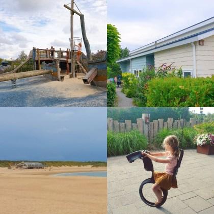 Strandpark de Zeeuwse Kust - Kamperen met kinderen: idyllische kindvriendelijke campings in Nederland