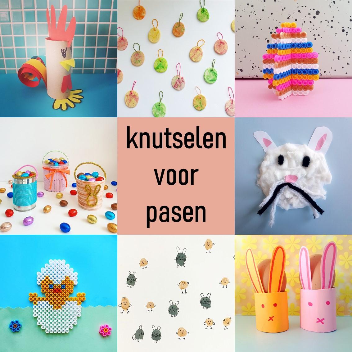 Knutselen voor Pasen: de leukste ideeën - easter crafting ideas