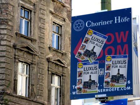 Proteste gegen Luxuswohnprojekte in Prenzlauer Berg (via leute-am-teute.de)