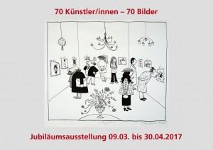 Jubilaeumsausstellung Galerie F92
