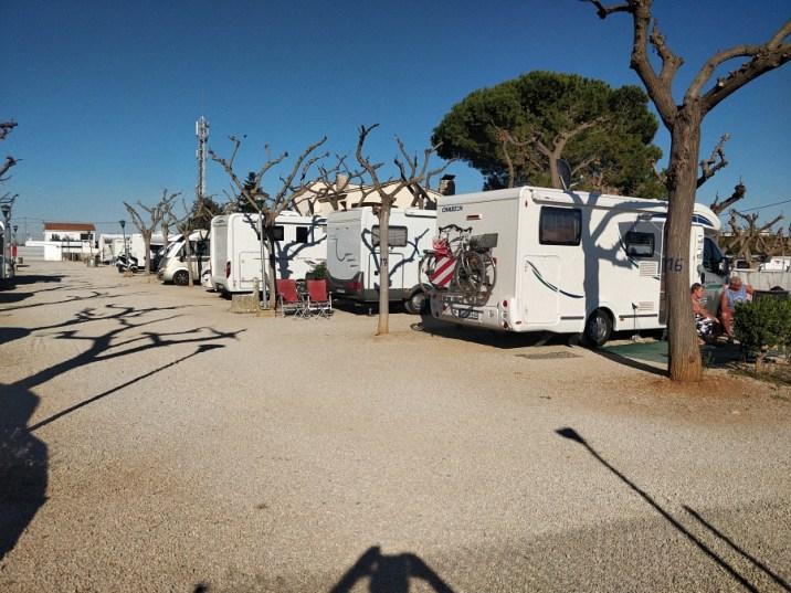 Stellplatz/Camping Vizmar