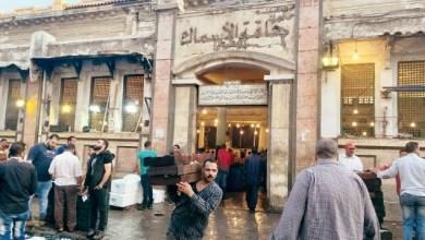 """صورة حدوتة سكندرية """"حلقة السمك """" بقلم أمينة خليل"""