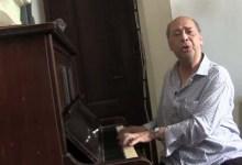 """صورة فيديو . الموسيقار الدكتور  فتحى الخميسى يتحدث إلى """"ليفانت"""" عن عبقرية ألحان سيد درويش"""