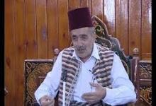 صورة محاورة مع الحكواتي الوحيد المتبقي في العالم العربي