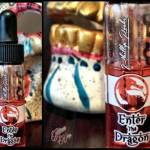ENTER THE DRAGON by Phillip Rocke for GEMINI VAPORS