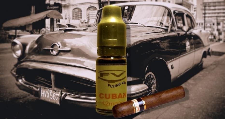 Cuban van Flying Vap