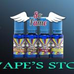 Exclusivity Flying Vap for the readers of the Vapelier!
