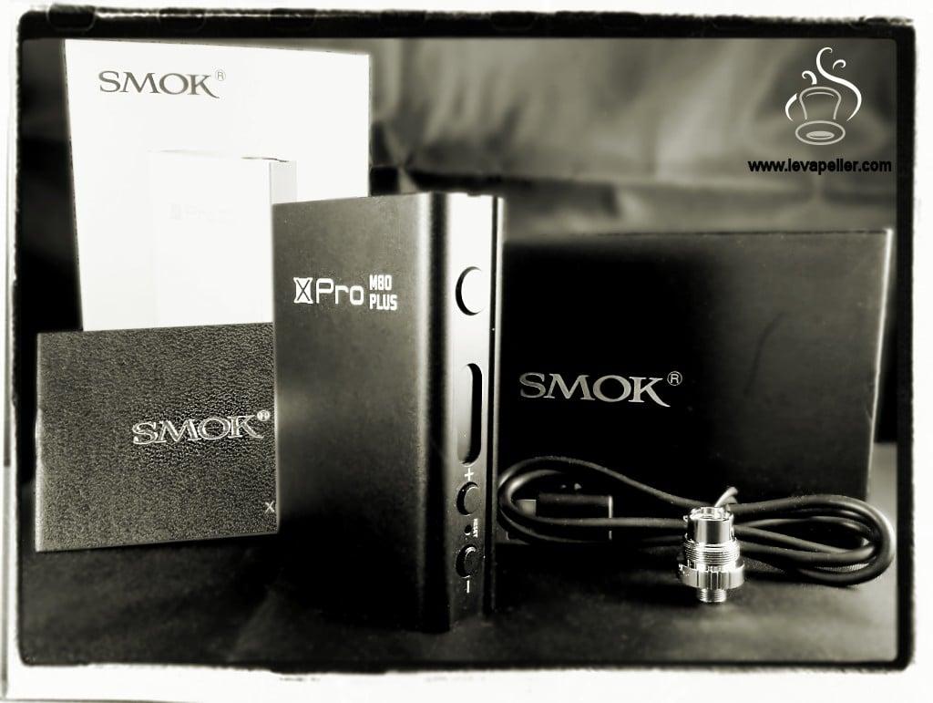 XPRO M80 plus by SMOK