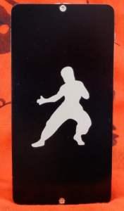 SMY Kung Fu Back