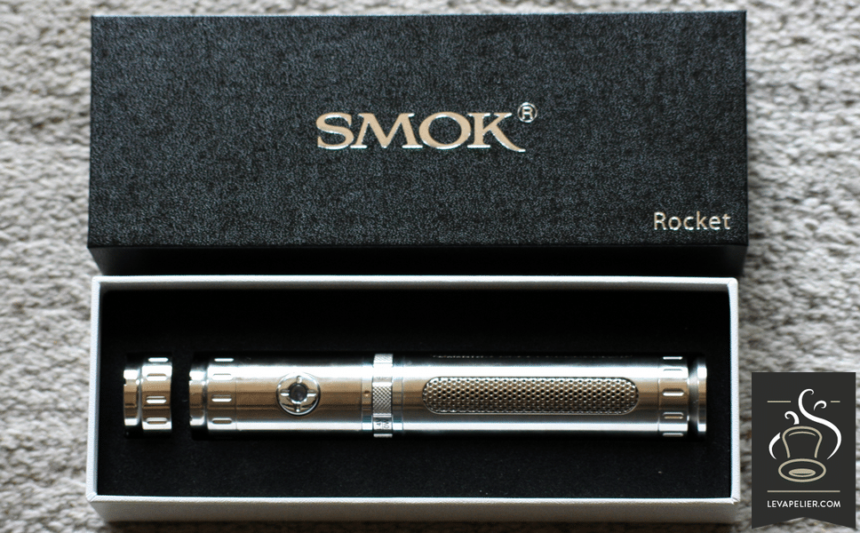 Rocket by Smoktech