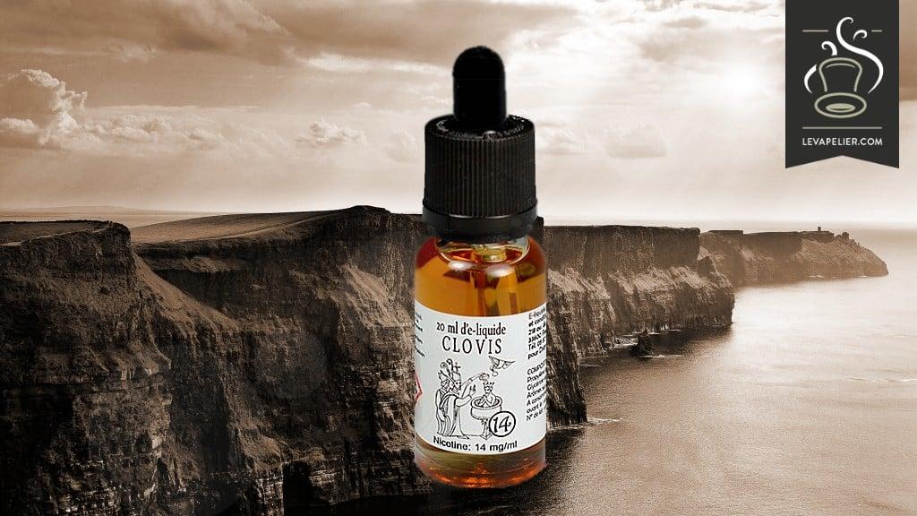 Clovis (814 reeksverhalen van e-liquids) door Distrivapes