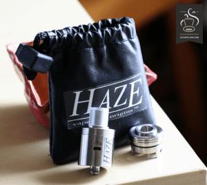 Cubierta de Haze VHO