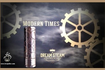 Modern Times (Luxury SteamPunk GOLD Plated Casket) van Dream Steam