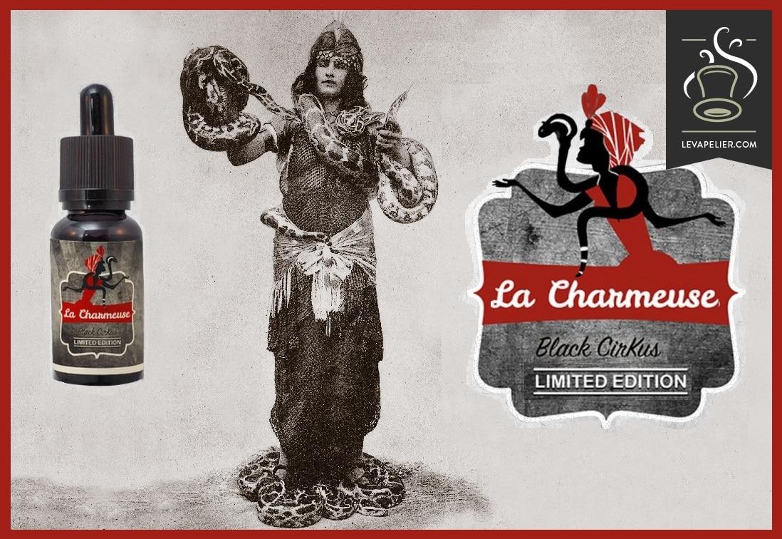 La Charmeuse Limited Edition (gamme Black Circus) par Cirkus