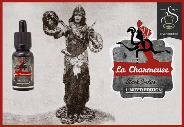 L'edizione limitata di Charmeuse (gamma Black Circus) di Cirkus