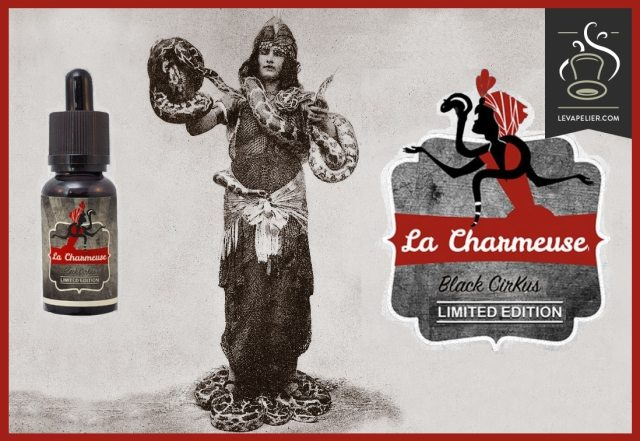 The Charmeuse מהדורה מוגבלת (טווח קרקס שחור) על ידי Cirkus