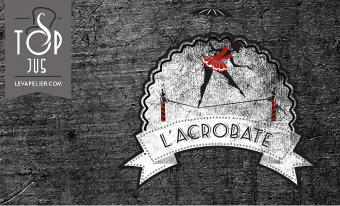 """De acrobaat (Black Cirkus-reeks """"Vapers Edition"""") van Cirkus"""