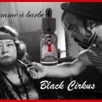 La femme à barbe (gamme Black Cirkus) par Cirkus