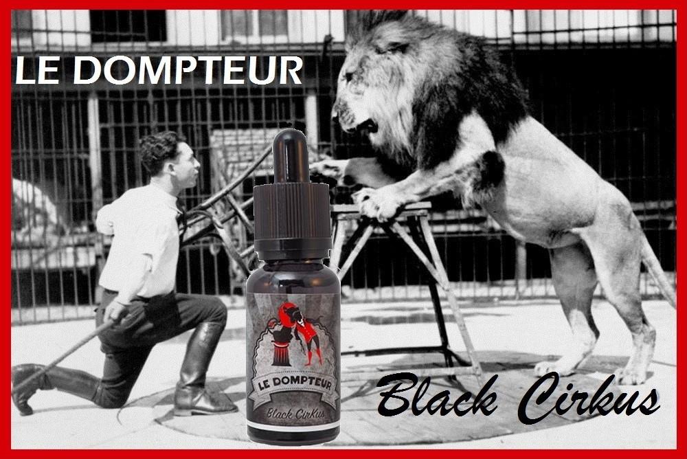 Le dompteur (gamme Black Cirkus) par Cirkus
