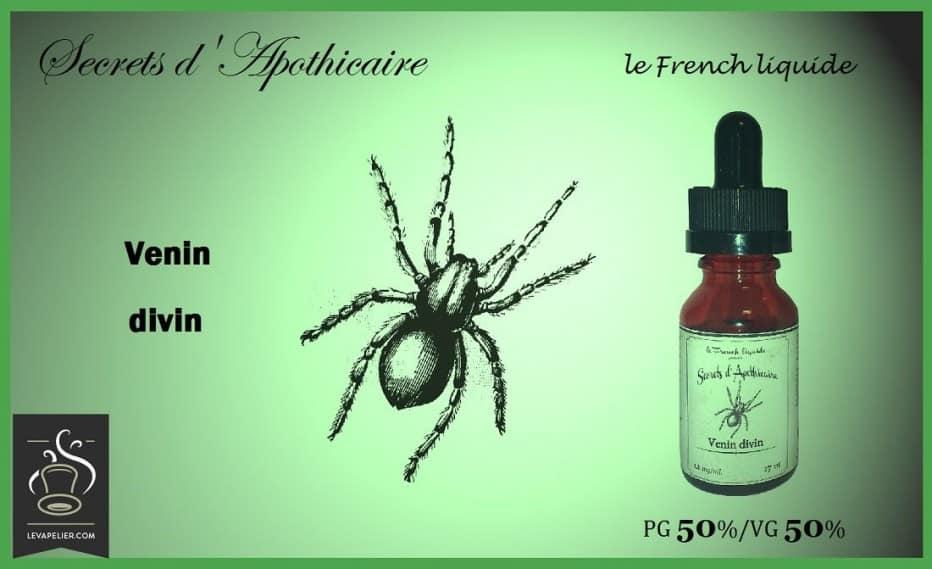 Divine Venom (gamma Secrets d'Apothicaire) van Le French liquide