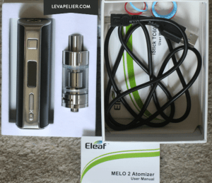Istick TC 60W Eleaf Package1
