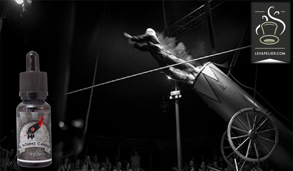The Canon Man (Black Cirkus range) van Cirkus