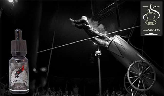 L'uomo canonico (gamma Black Cirkus) di Cirkus