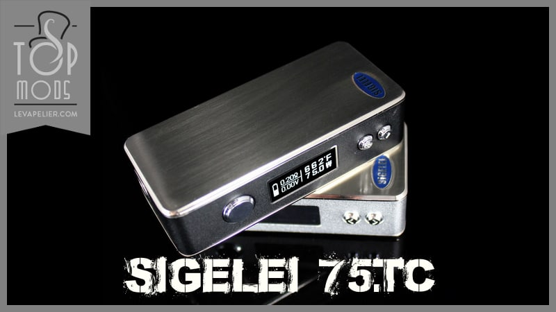 75w TC par Sigelei
