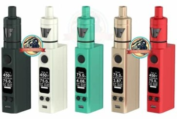 Evic vtc mini by Joyetech [Flash Test]